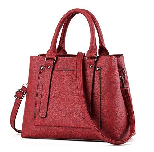 Keshi Pu neuer Stil Damen Handtaschen, Hobo-Bags, Schultertaschen, Beutel, Beuteltaschen,...