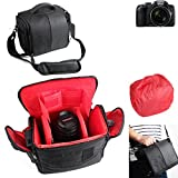 Per Nikon Coolpix B700 Custodia per macchine fotografiche reflex riflettori Impermeabile sacchetto per fotocamere SLR DSLR anti-shock con copertura a pioggia supplementare Scatola di viaggio
