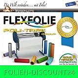 FLEXFOLIE BÜGELFOLIE 1 METER x 500mm
