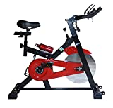 Olympic Indoor Cycling Bike - Red / Black