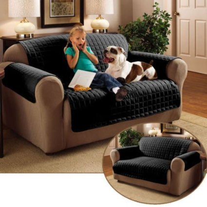black-two-seater-water-repellent-furniture-protector-for-sofa-settee