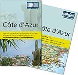 DuMont Reise-Taschenbuch Reiseführer Cote d´Azur - Britta Sandberg