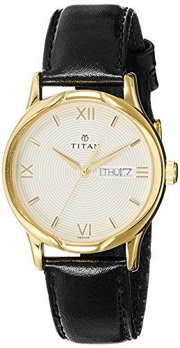 Titan Karishma Analog Multi Color Dial Men's Watch - NE1580YL04