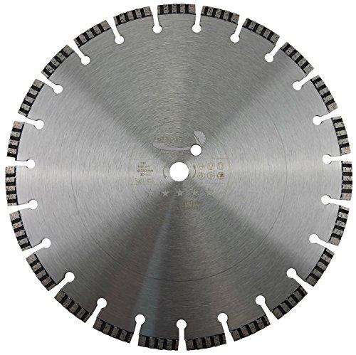 PRODIAMANT Premium Diamant-Trennscheibe Beton Laser 350 mm x 20 mm Diamanttrennscheibe PDX821.711 350mm