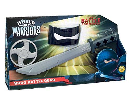 World of Warriors Kuro Battle Gear