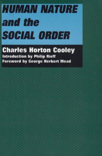 Human Nature & Social Order - Ppr (Social Science Classics Series)