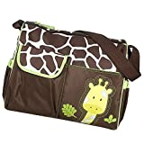 #6: Generic Baby Diaper Nappy Changing Bag Mummy Handbag