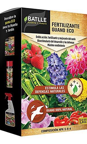 Abonos Ecológicos - Fertilizante Guano...