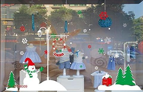 Snowman Gonflable - SOMESUN Noël Salon père Noël Bonhomme de