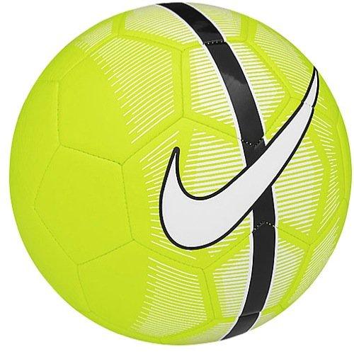 Nike Ball Mercurial Fade Volt/Black/White 5