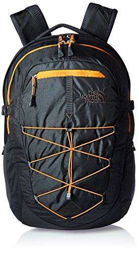 north-face-borealis-mochila-unisex-color-gris-naranja-talla-unica