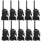 Retevis RT24 Plus Walkie Talkies Funkgerät Set 16 Kanäle PMR