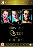 The Iron Lady / The Queen / The Duchess Triple Pack [DVD] [2006]