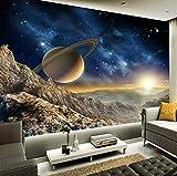 Hohe Qualität 3D Fototapete Weltall Universum Fotografie Hintergrund Wohnkultur Wandmalerei Wohnzimmer Tv Wandbild Papier, 430X300 Cm (169,29X118,11 In)