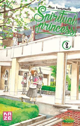 Spiritual Princess Edition simple Tome 8