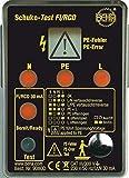 Beha-Amprobe 9080D Steckdosentester CAT III 300V LED, LCD