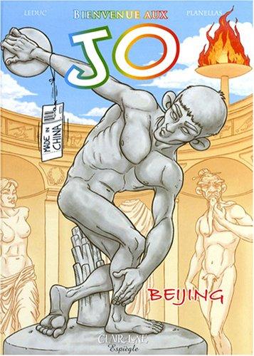 Bienvenue aux JO !, Tome 1 : Beijing