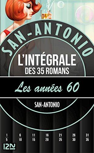 San-Antonio Les années 1960 par SAN-ANTONIO