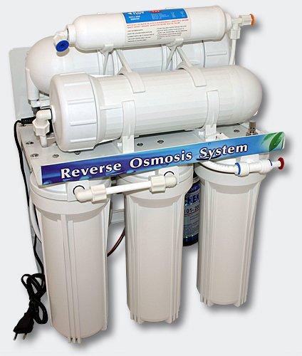 Naturewater Umkehrosmose RO 1500 L/Tag NW-RO400-E2 Osmose Entmineralisierung