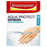 Elastoplast Aqua Protect Pflaster Hand Pack 16 Stück pro Packung