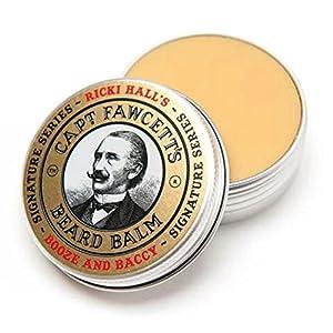 Captain Fawcett Beard Balm Booze Baccy by Ricki Hall 60ml