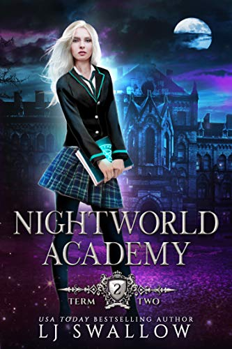 Picture of Nightworld Academy: Term Two