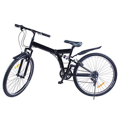 VEVOR Bicicletta Montagna Shimano De Acero Al