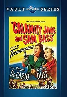 Calamity Jane and Sam Bass by Yvonne De Carlo