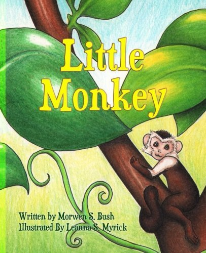 Little Monkey: Little Monkey is sweet story about a Little Monkey in the jungle. It is a great beginner reader book and also a wonderful bedtime story. Beautifully hand illustrated. Please enjoy!
