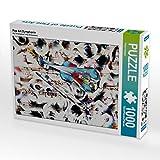 Pop Art Symphonie 1000 Teile Puzzle Quer