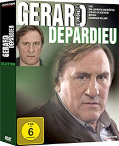 Bild von Gérard Depardieu Collection [5 DVDs]
