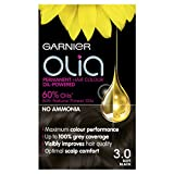 Garnier Olia Soft Black Permanent Hair Dye Number 3.0