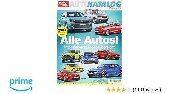 e12621192ad391 Auto-Katalog 2019  Amazon.de  Bücher