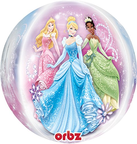 an 15 Zoll/38 cm Orbz Folienballon (Charakter Dress Up)