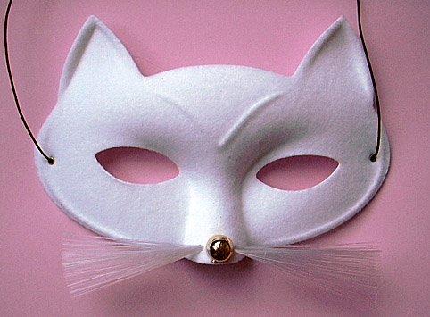�e Katzen-Maske