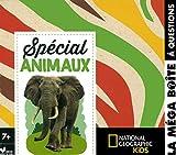 La méga boîte à questions - Spécial animaux - boite avec dé