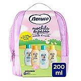 Nenuco Mochila Rosa Acqua di colonia + sapone liquido + Shampoo + latte idratante - 1 Pack