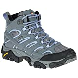 Merrell Women's Moab 2 Mid Gore-TEX High Rise Hiking Boots
