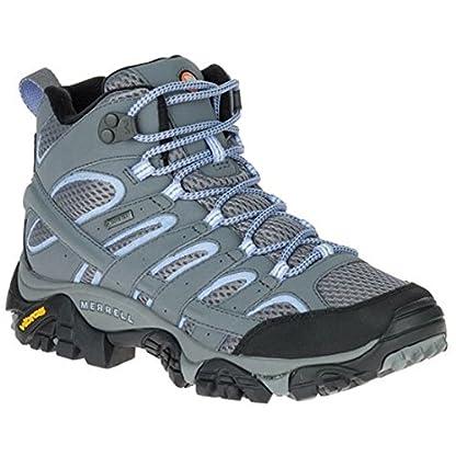 Merrell Women's Moab 2 Mid GTX High Rise Hiking Boots 2