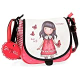 Gorjuss Time To Fly Bolso Bandolera, 23 cm, 4.01 litros