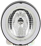 HELLA 1GM 996 134-051 Arbeitsscheinwerfer Mega Beam FF für weitreichende Ausleuchtung, Anbau/ Einbau, 12V/24V