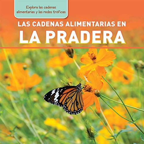Las Cadenas Alimentarias En La Pradera (Meadow Food Chains) (Explora Las Cadenas Alimentarias Y Las Redes Tróficas / Exploring Food Chains and Food Webs)