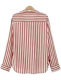 6203e0cfeac1 Suchergebnis auf Amazon.de für  sweatshirt rot weiß gestreift  Bekleidung