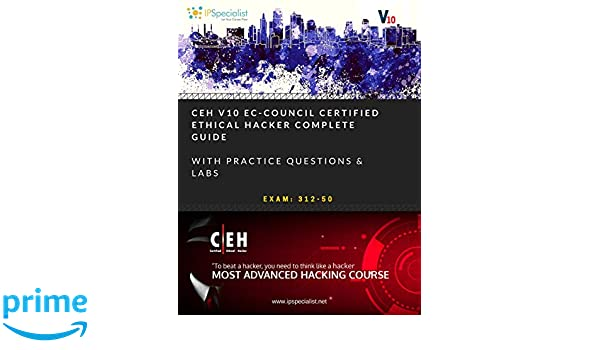 Uitgelezene CEH v10: EC-Council Certified Ethical Hacker Complete Training LN-67