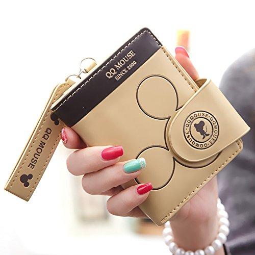 YXLMZ*Frauen and Shopping Scheckheft Brieftaschen All Seasons (Scheckheft Brieftasche Fossil)