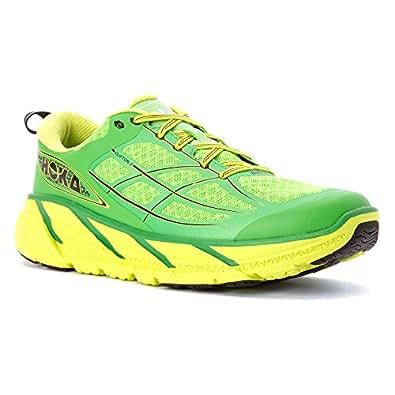 HOKA One One Clifton 2 Men's Running Shoes - Pure Green