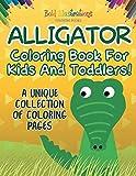 Bold Illustrations Libri per bambini su alligatori e coccodrilli