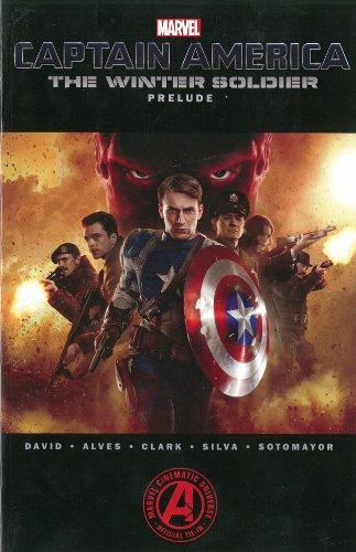 Marvels Captain America Winter Soldier Prelude