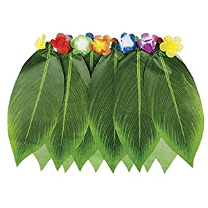 Boland 52245Hawaii Rock Palm hojas, One size