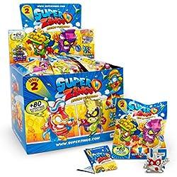 Súperzings - Onepack Serie 2 Caja con 50 Figuras, (Magic Box INT. Toys PSZ2D850IN00)